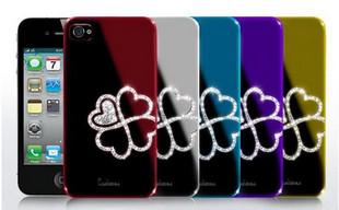 New Style Dreamplus Diamond Swarovski case stylish iphone 4 iphone 4s